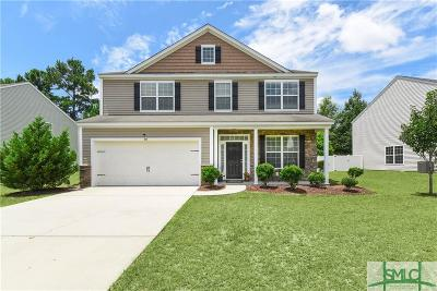 Pooler Single Family Home For Sale: 89 Coopers Lane