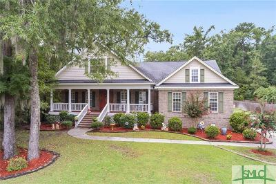 Savannah Single Family Home For Sale: 181 Rice Mill Drive