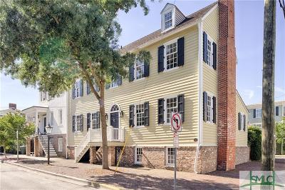Savannah Single Family Home For Sale: 503 E President Street