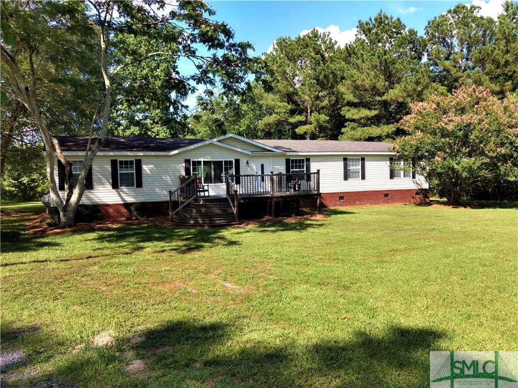 8728 80 East, Brooklet, GA, 30415, Brooklet Home For Sale