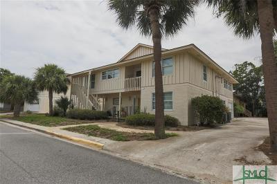 Tybee Island GA Single Family Home For Sale: $829,000