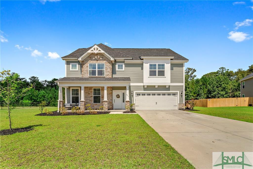 611 Majestic, Guyton, GA, 31312, Guyton Home For Sale