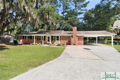 Pooler Single Family Home For Sale: 515 Herrin Court