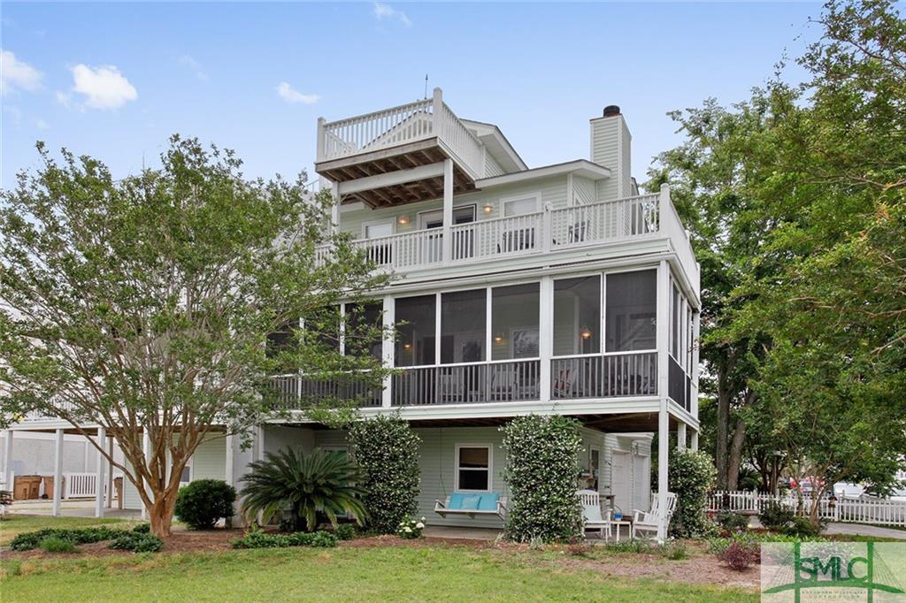 53 Captains, Tybee Island, GA, 31328, Tybee Island Home For Sale