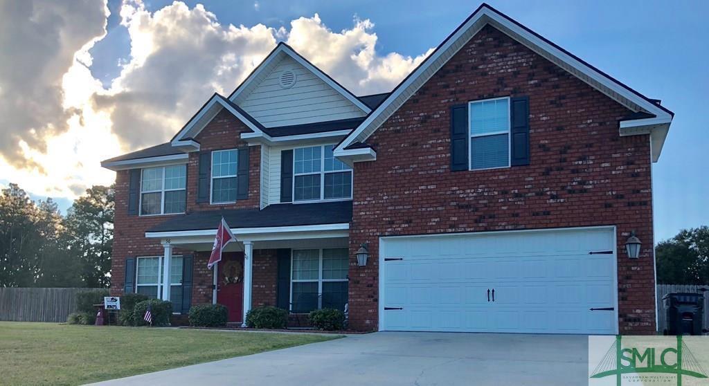 56 Broad Leaf, Allenhurst, GA, 31301, Allenhurst Home For Sale