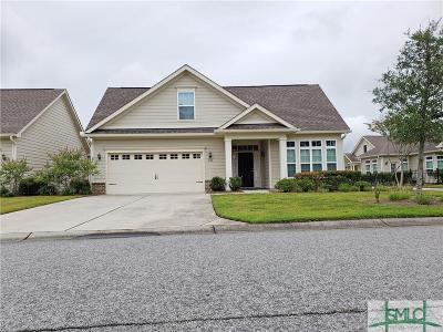 Pooler Condo/Townhouse For Sale: 251 Kingfisher Circle