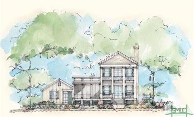 Richmond Hill Single Family Home For Sale: 576 Ogeechee Lane #Lot M21