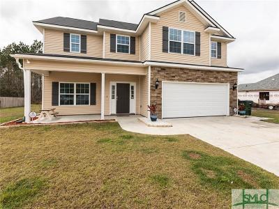 Single Family Home For Sale: 78 Black Gum Drive NE