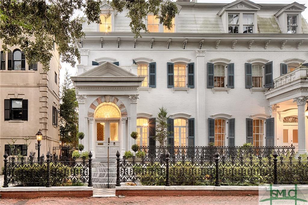 207 Hall, Savannah, GA, 31401, Historic Savannah Home For Sale