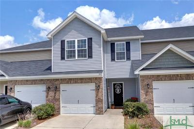 Pooler Condo/Townhouse For Sale: 304 Governor Gwinnett Way
