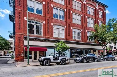 Savannah Condo/Townhouse For Sale: 101 Barnard Street #201