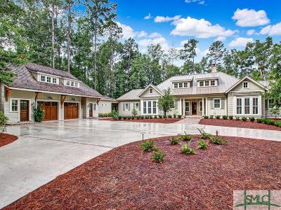 Richmond Hill Single Family Home For Sale: 262 Spanish Moss Lane