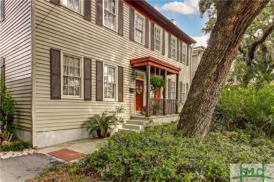 Savannah Single Family Home For Sale: 241-243 E Broad Street