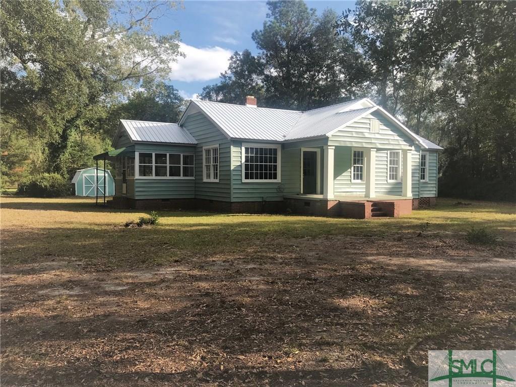 154 Reedsville, Clyo, GA, 31303, Clyo Home For Sale