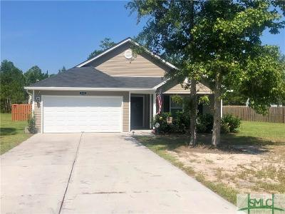 Single Family Home For Sale: 112 Lillian Meadows Way