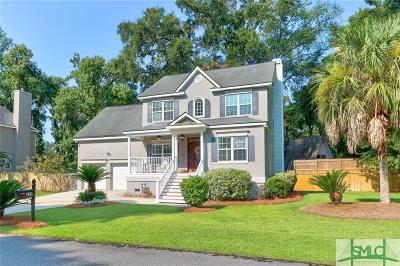Savannah Single Family Home For Sale: 111 North Street