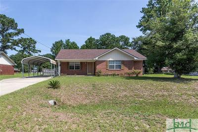 Single Family Home For Sale: 65 W Kenny Drive