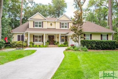 Savannah Single Family Home For Sale: 7 Caisson Crossing