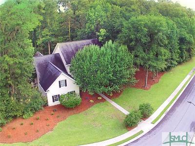 Savannah Single Family Home For Sale: 14 Woodland Creek Road