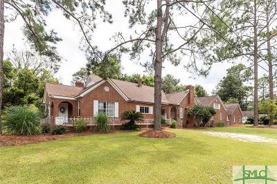 Single Family Home For Sale: 412 E Bay Street