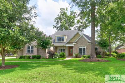 Savannah Single Family Home For Sale: 15 Wood Duck Drive