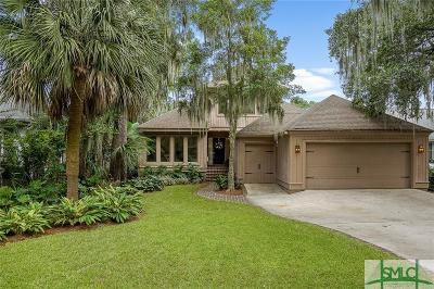 Savannah Single Family Home For Sale: 5 Bowline Court