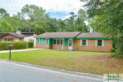 Savannah Single Family Home For Sale: 10 Webster Drive