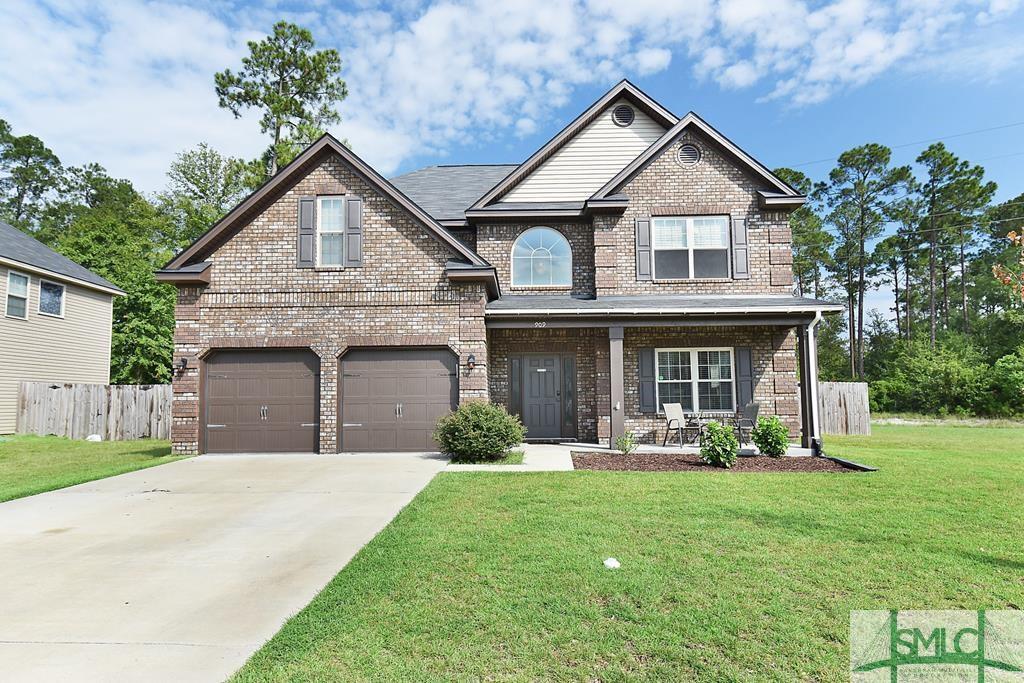 909 Blane, Hinesville, GA, 31313, Hinesville Home For Sale