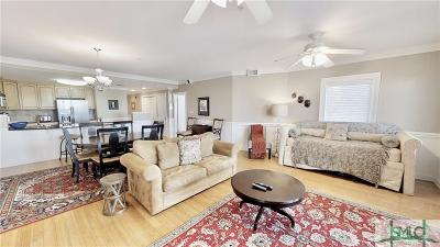 Tybee Island Condo/Townhouse For Sale: 3 15th Street #107