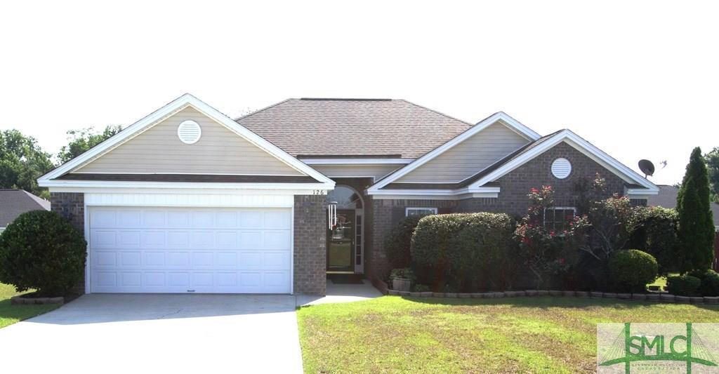 126 Auburn, Glennville, GA, 30427, Glennville Home For Sale