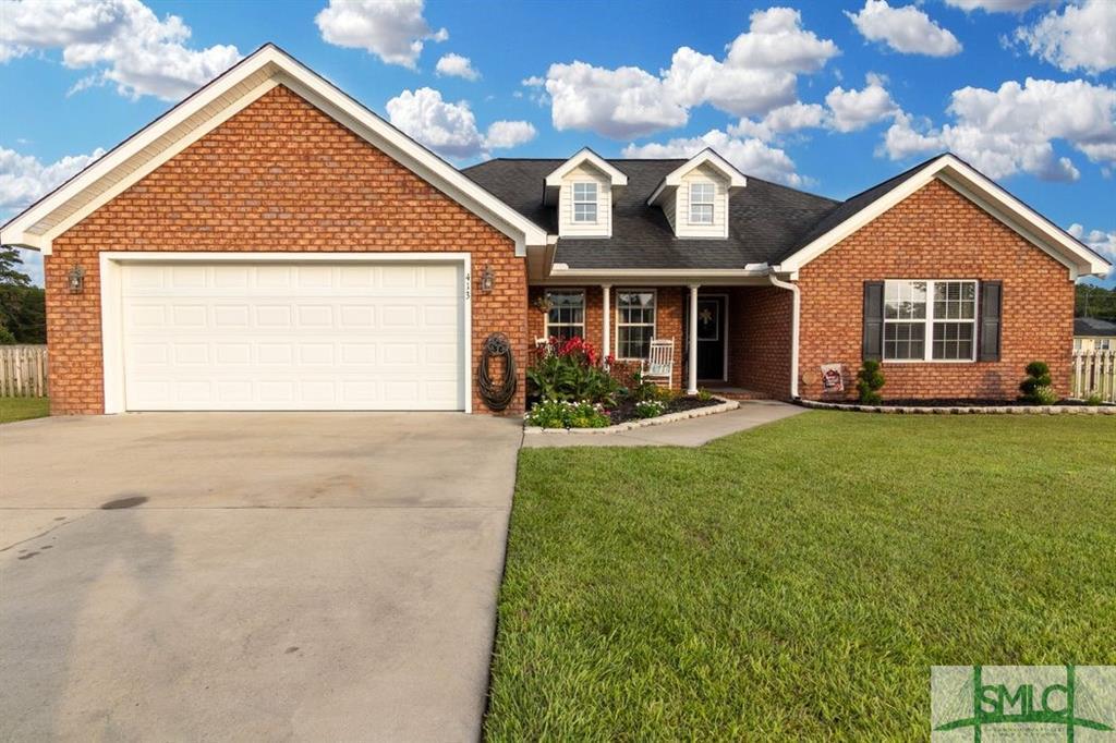 413 Winchester, Allenhurst, GA, 31301, Allenhurst Home For Sale