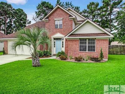 Pooler Single Family Home For Sale: 5 Towne Lake Court