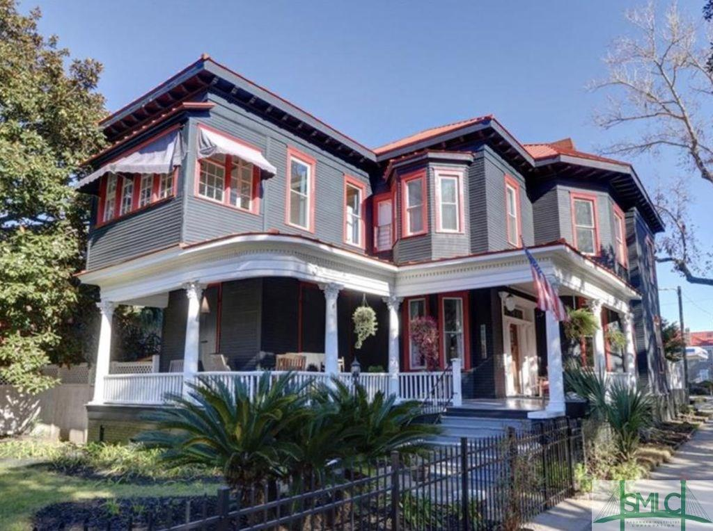 120 37th, Savannah, GA, 31401, Historic Savannah Home For Rent