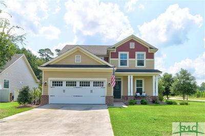 Savannah Single Family Home For Sale: 4 Warblers Way