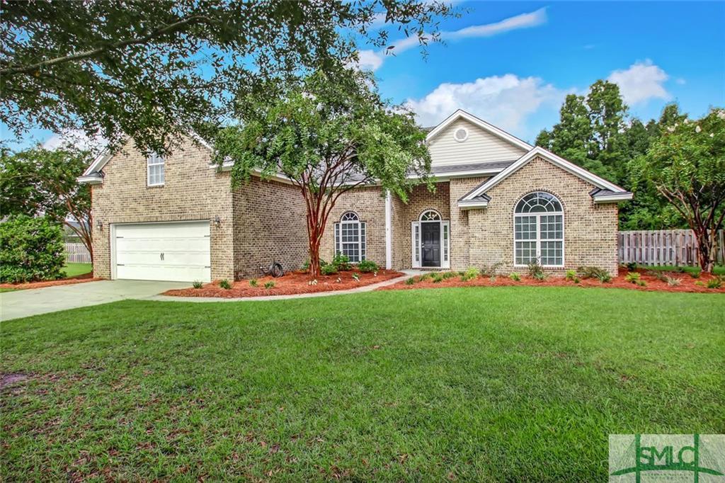 8 Hidden Creek, Ellabell, GA, 31308, Ellabell Home For Sale