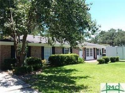 Savannah Single Family Home For Sale: 12448 Northwood Road