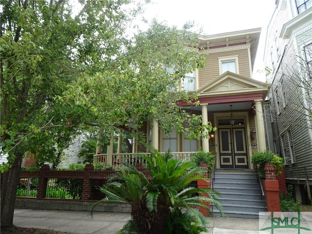 109 Park, Savannah, GA, 31401, Historic Savannah Home For Rent