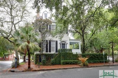 Savannah Single Family Home For Sale: 331 Barnard Street