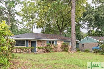 Savannah Single Family Home For Sale: 2320 Bona Bella Avenue