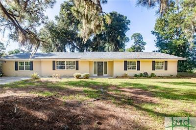 Savannah Single Family Home For Sale: 509 Windsor Road