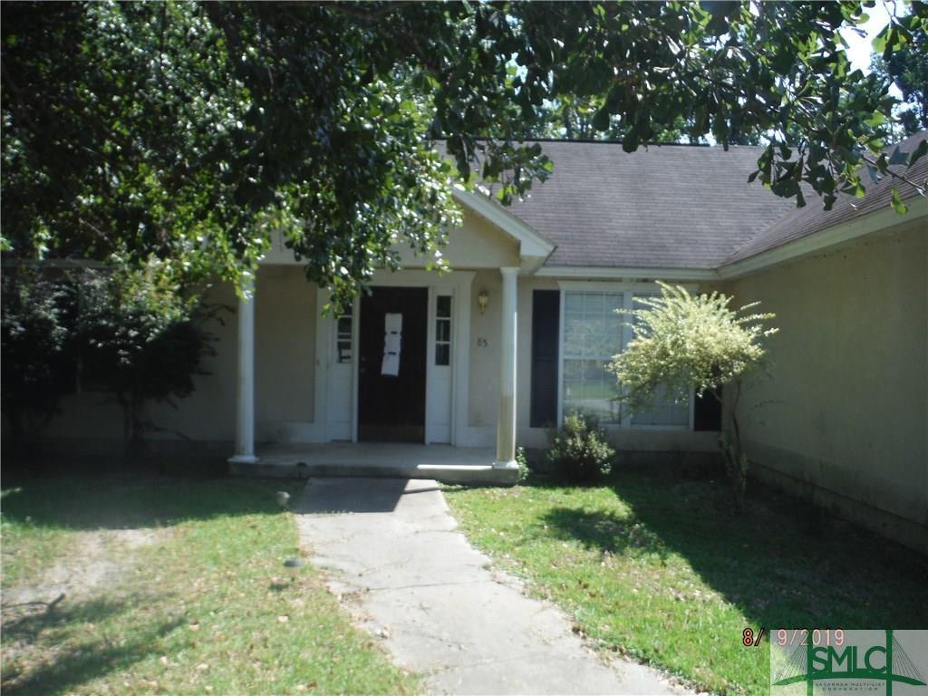 85 Cameron, Pembroke, GA, 31321, Pembroke Home For Sale
