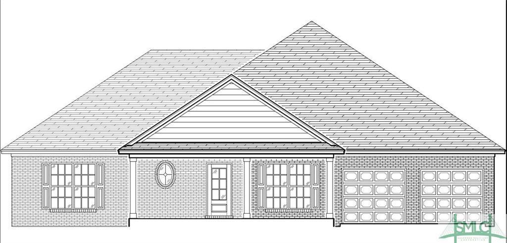 5806 Elim Church, Ludowici, GA, 31316, Ludowici Home For Sale