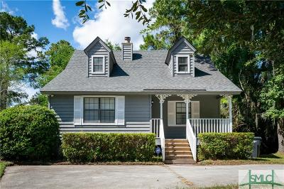 Single Family Home For Sale: 8609 Whitefield Avenue