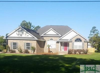 Single Family Home For Sale: 19394 E 144 Highway