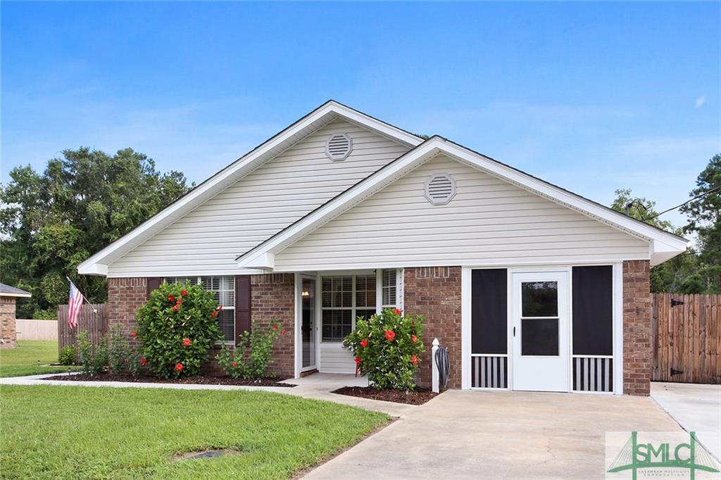 283 Hunters Branch, Allenhurst, GA, 31301, Allenhurst Home For Sale