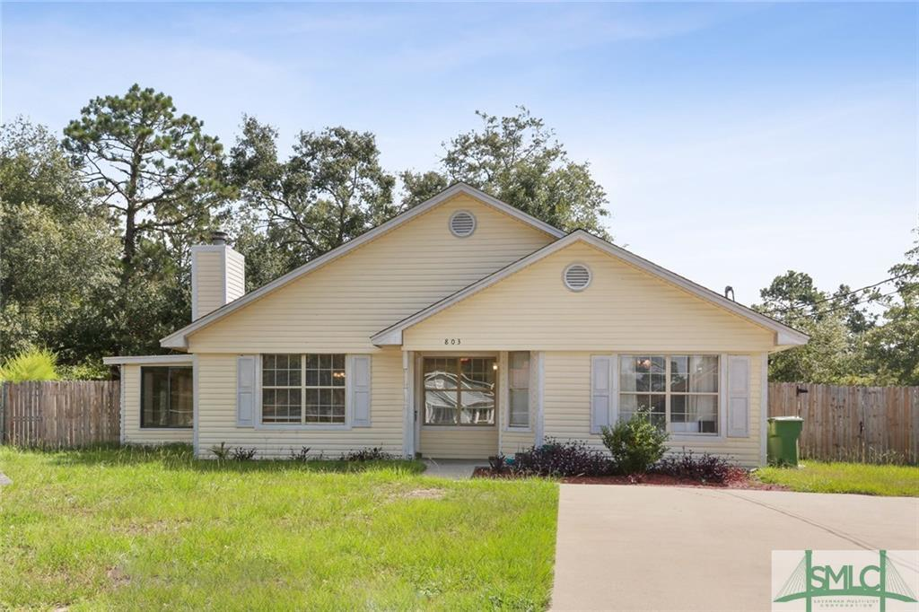 803 Shadow Walk, Hinesville, GA, 31313, Hinesville Home For Sale