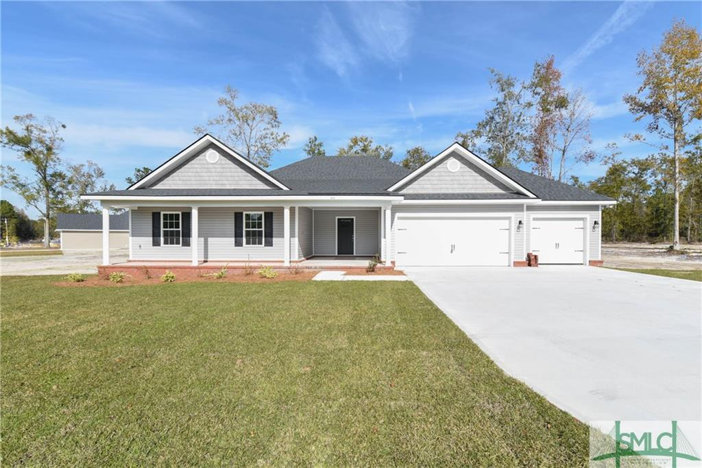 933 Buster Phillips, Ludowici, GA, 31316, Ludowici Home For Sale