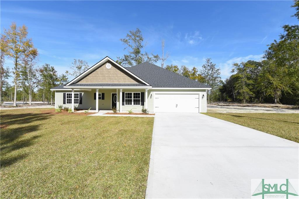 961 Buster Phillips, Ludowici, GA, 31316, Ludowici Home For Sale