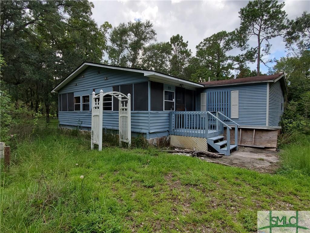 93 Phenela, Allenhurst, GA, 31301, Allenhurst Home For Sale