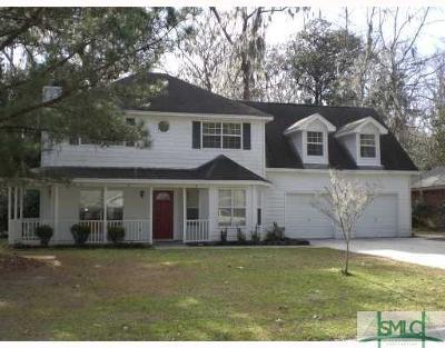 Savannah Single Family Home For Sale: 117 E Sagebrush Lane